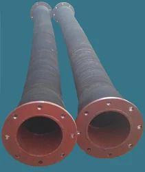 Rubber 6-8 Mm Cement Slurry Hose (Sand & Gravel Hose) - Double Armored, 20-27 Bar
