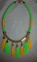 Thread Necklace