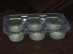 6Pcs Mava Cake PVC Tray