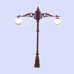 Cast Iron Decorative Poles