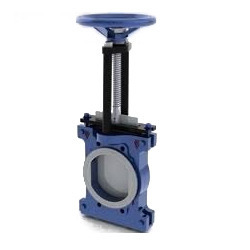 Ci Ss Pulp Valve, For Industrial, Size: 2 To 12