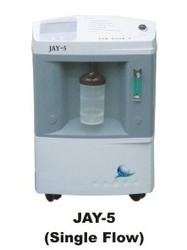 Single Flow Oxygen Concentrator