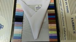 DAGA Plain Raymond Cotton Shirting Fabric, GSM: 50-100 GSM, for school uniform
