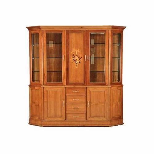 Designer Home Furniture: Wooden Designer Showcase, Home Furniture