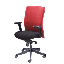 Slim Back Office Chair