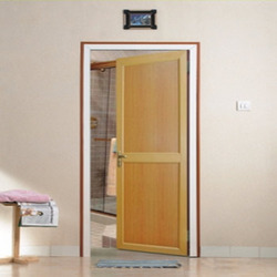 Aluminium Doors For Bathroom And Wc Pvc Doors