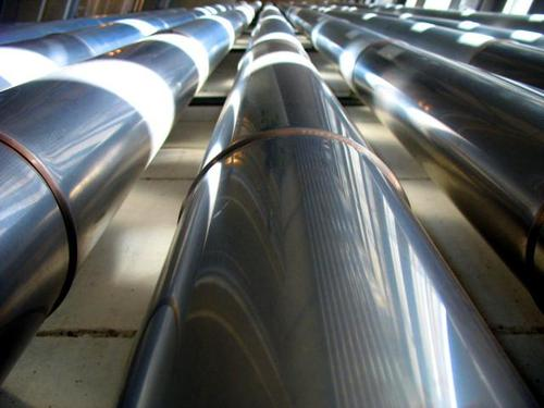 Metal Pipes, Size/Diameter: 4 Inch , For Gas Handling