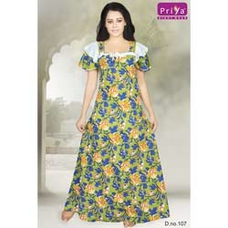 4d0be7982fc Floral Printed Night Gowns