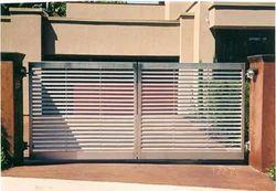 Louver Design Gate