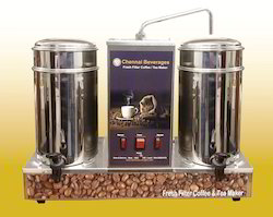 Traditional Filter Coffee and Tea Maker