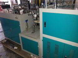 Pre Coated PP Glass and Cup Making Machine
