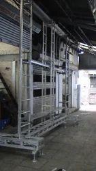 Boiler Aluminum Scaffolding