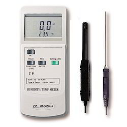 Humidity Temperature Meter