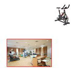 Magic Gym Equipment for Hospital