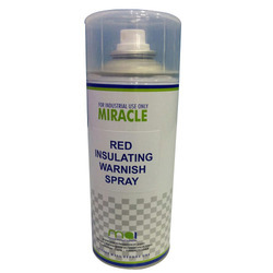 Red Insulating Varnish Spray