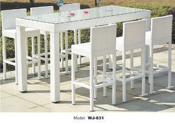 Wicker Bar Furniture