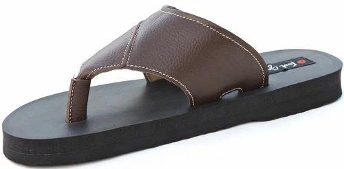 e064c2177cccb MCR 705 Brown Leather Sandals