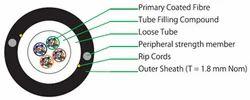 Single-Tube Unarmoured Cable