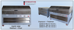 4050 Flexography Plate Making Equipment