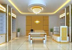 Ceiling Interior Designing