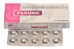 Fexofenadine HCl Tablets