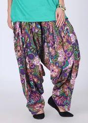 Designer Printed Style Patiala Salwar Suit