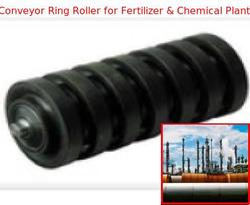 Chemica Plants Conveyor Ring Roller