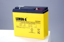 Lemon-X E-Bike Battery, Voltage: 12 V