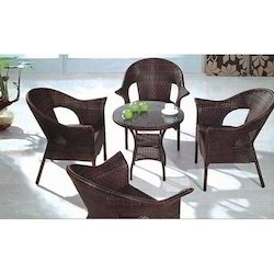 Outdoor Rattan Chair