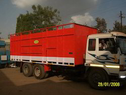 Goods Carrier Body