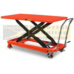 lift table hydraulic truck
