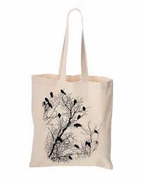 Organic Cotton Printed Bag