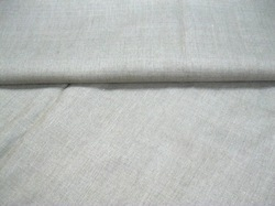 Tussar Nassi Bleached Silk Fabric