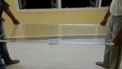 Glass Unjal Plank