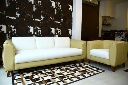 Good Three Plus One Modern Designer Leather Sofas