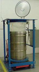 Waste Drum Transfer System