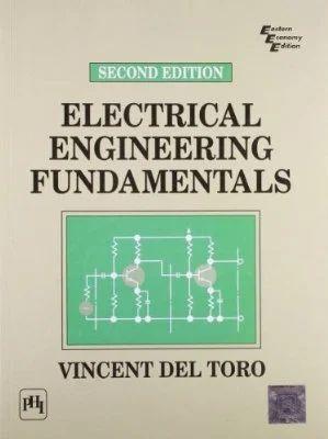 Vincent Del Toro Electrical Engineering Fundamentals Ebook