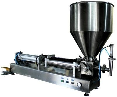 Manual Piston Filling Machine, 2kw