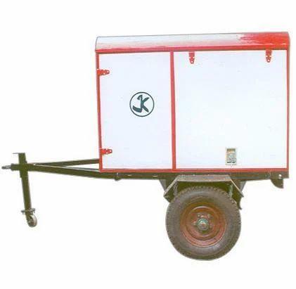 Mobile Transformer Oil Filter System