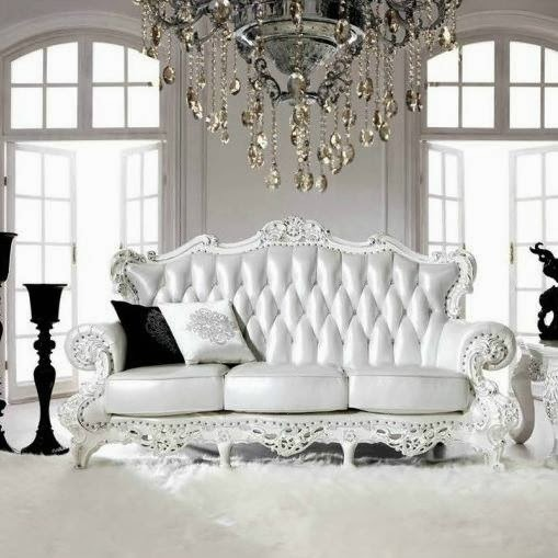 White Victorian Living Room Sofa Set For Home Hotels Rs 100 Onwards Id 9149783662