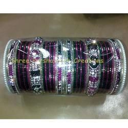 Fancy Designer Bangle Set