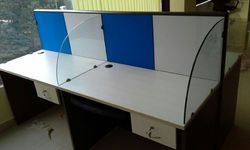 Office Partition Modular Workstation