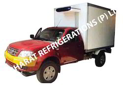 Reefer Trucks for Chilled Foods