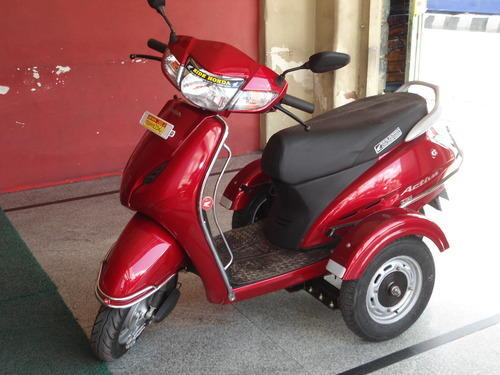 Handicapped Scooter At Rs 18700 Piece Handicapped