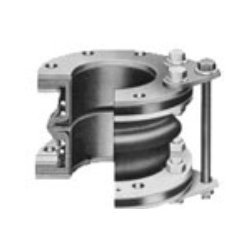 Rubber Expansion Joints with Assembly