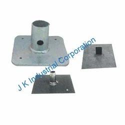 Jacks & Base Plates - Adjustable U- Head Exporter from Ludhiana