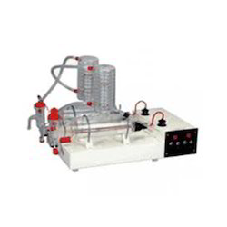 Horizontal Distillation Apparatus