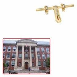 Brass Aldrop For Schools