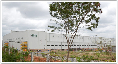 AISIN For SMCC Steel Building in Sector 18, Noida | ID
