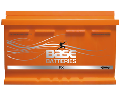 DIN Series Car Battery